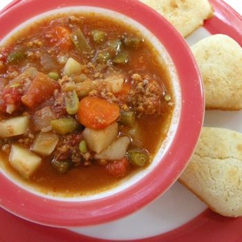 Ground Beef Stew Recipe - Southern Plate