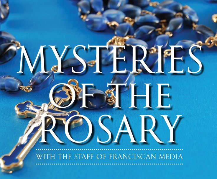 The Mysteries of the Rosary audio book