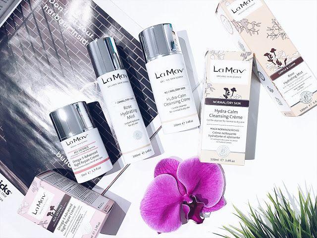 My daily skin care routine with La Mav