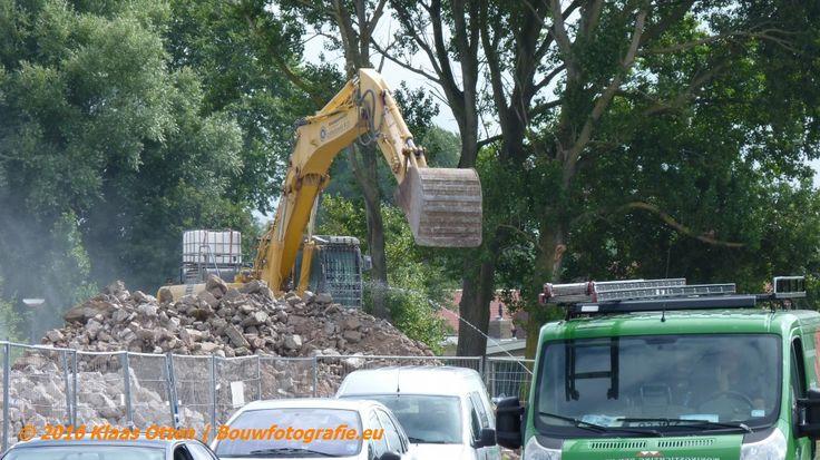 Sloop 72 #portiekwoningen aan Zoom- en Dintelstraat in #DenHelder! | www.facebook.com/bouwbedrijfweblog #puinbreken,#puinrijden