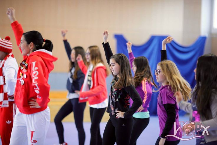 """10 de junio 2016 la """"Semana del Baile"""" para alumnos de 5º y 6º de #PrimariaISP y #SecundariaISP #SemanadelBaileISP Celebramos el fin de los exámenes con #baile!!"""