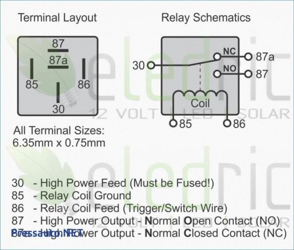 23++ 14 pin relay wiring diagram ideas