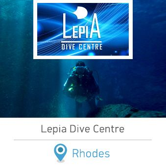 Lepia Dive Center in Lindos Rhodes island. http://www.dreamingreece.com/activity/lepia-dive-centre-rhodes #rhodesisland #greekislands #scubadiving #dreamingreece #vacations #greece #lindos #holidays #watersports #wateractivities