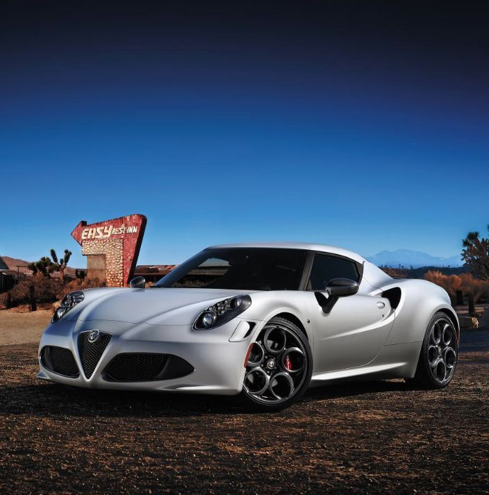 Sexy Alfa Romeo 4C! Will it win car of the year 2013? Hit the pic to find out!