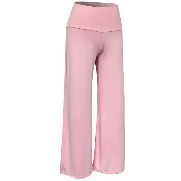 13.83$  Watch now - http://di5zu.justgood.pw/go.php?t=199517320 - Elastic Waistband Palazzo Pants 13.83$