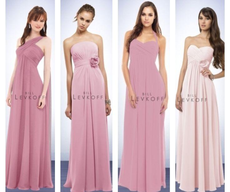Vintage Rose Bridesmaid Dress Fashion Dresses