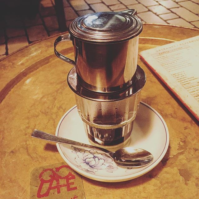 QUA PHE - Authentic Vietnamese coffee in Berlin Mitte