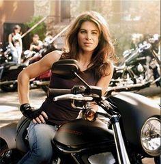 harley davidson biker woman - Google Search
