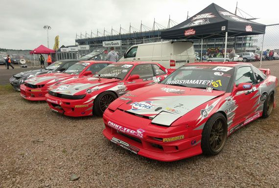 Specialist car racers have success with EBC car brake pads and discs. Race reports from assisted racers; Team Red mist and Peter Locke.