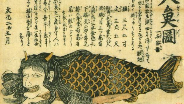 """""""La pelle del Demone blu"""", una fiaba sul Giappone"""