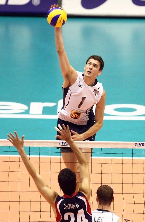Matt Anderson Bio :) | Volleyball Men | Pinterest | Love ...