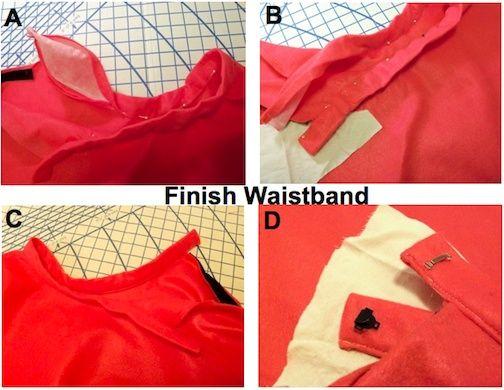 make poodle skirt, 1950's costume, poodle skirt pattern,how to make poodle skirt