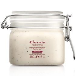 Elemis Spa At Home Frangipani Monoi Salt Glow 	 Price $70.00 at timetospa.com
