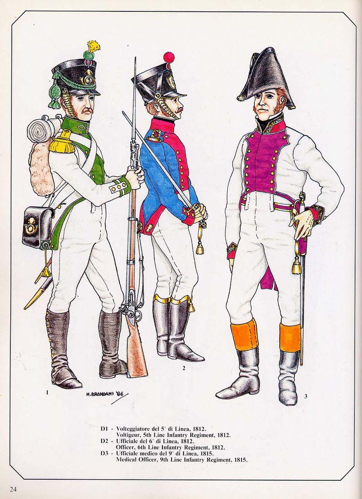 Regno di Napoli - 1813-15