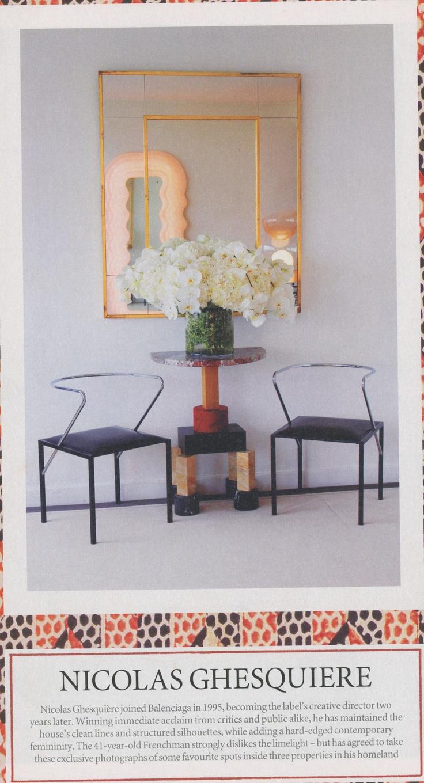 Harry bertoia for knoll inc bird chair catawiki - World Of Interiors