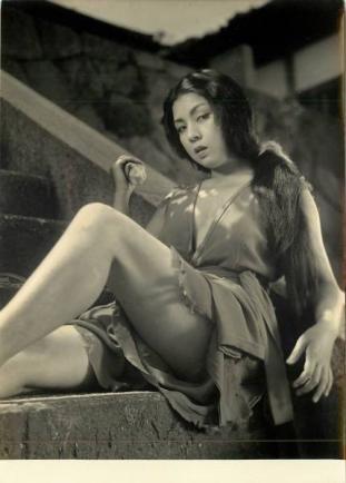 Kyo Machiko (京マチ子) 1924-