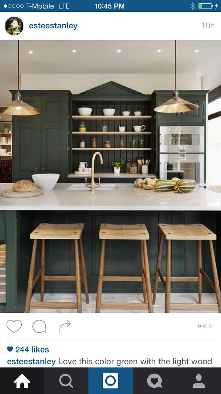 217 besten Kitchens Bilder auf Pinterest   Küchen, Wohnideen und Abzug