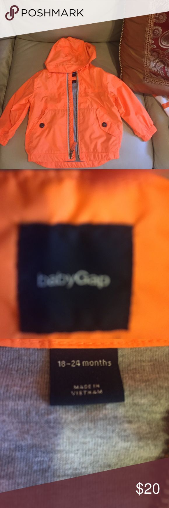 Gap jacket 18-24 mos gently used Gap Jackets & Coats
