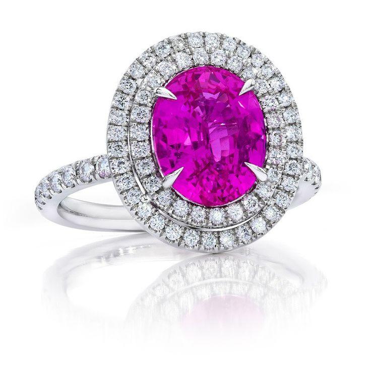 Jeffrey Daniels Diamond Ring