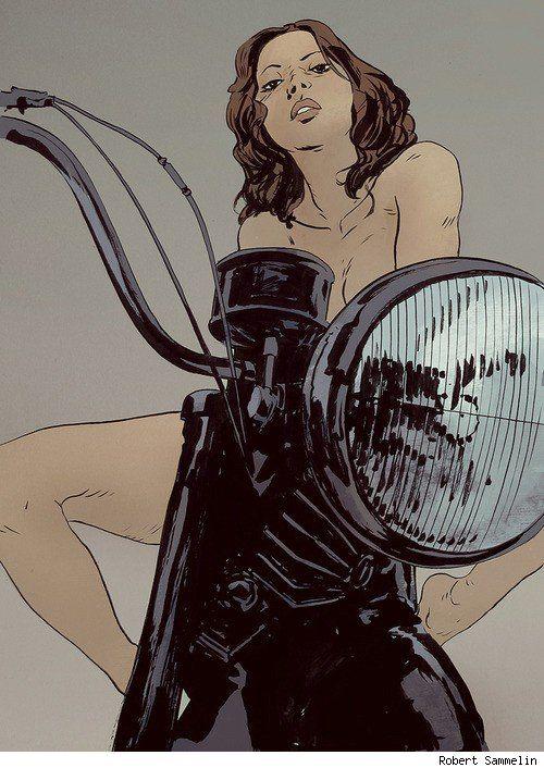 pinterest.com/fra411 #illustration - Robert Sammelin