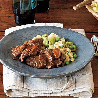 Italian pot roast, Pot roast and Roasts on Pinterest