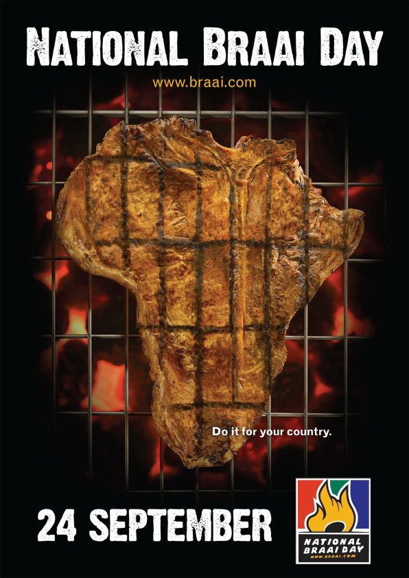 National Braai Day - 24 September