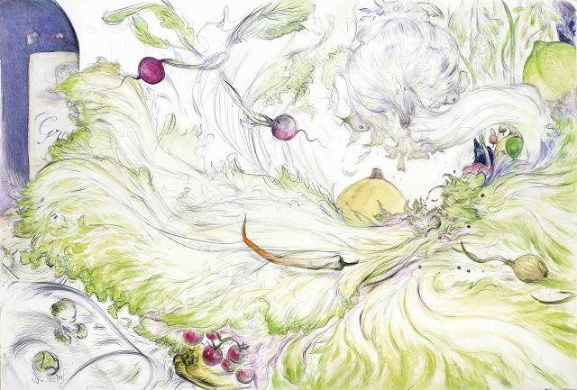 タツノコ作品から最新ファインアートまで! 兵庫県立美術館で『天野喜孝展-創造を超えた世界-』開催 [オタ女]