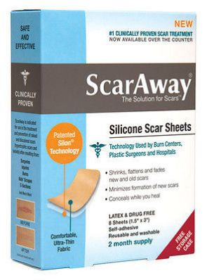 nice New product scar away 2 month supply latex & drug free 8 silicone sheets 082020 - For Sale View more at http://shipperscentral.com/wp/product/new-product-scar-away-2-month-supply-latex-drug-free-8-silicone-sheets-082020-for-sale/ Stop the Anxiety and Embarrasment...You Dont Have to Live With Your Ugly Scars Any Longer!! Discover this Simple, Yet Effective System that is Guaranteed to Get Rid of Your Scars- Without any Expensive and Risky Procedures