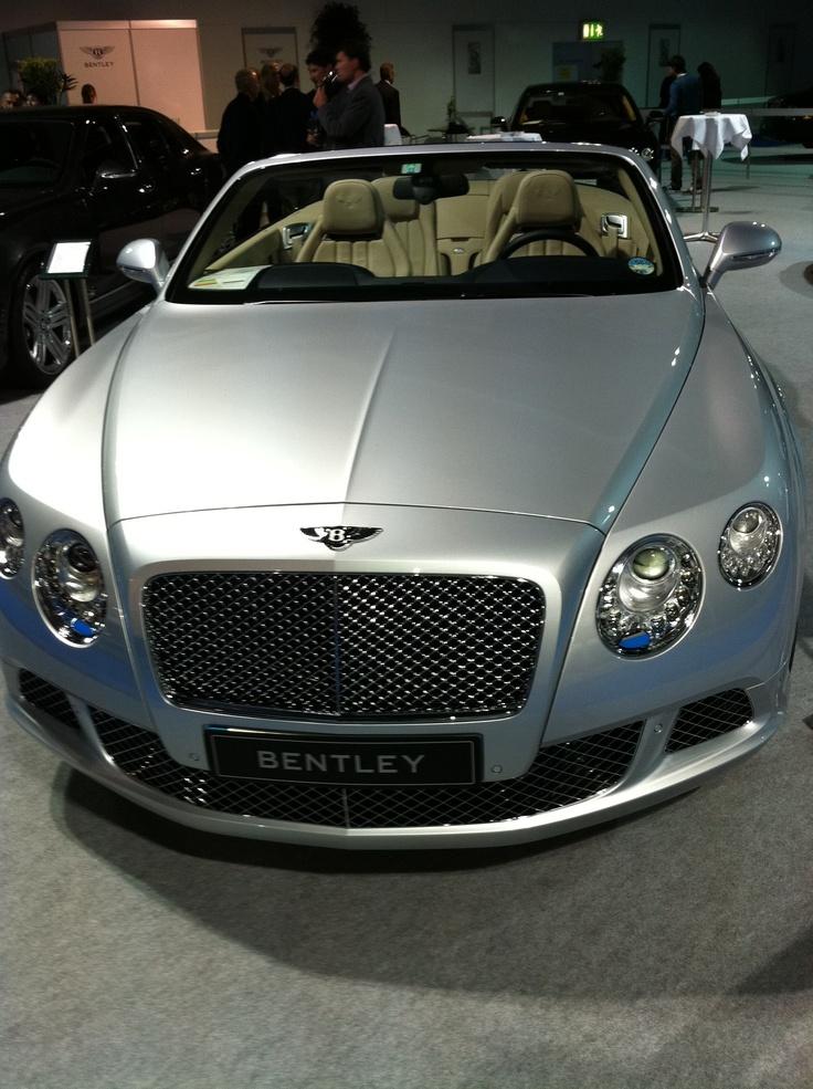 Bentley - Auto Zürich 2011