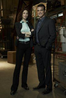 Warehouse 13... probably one of the best shows ever on SyFy Channel.