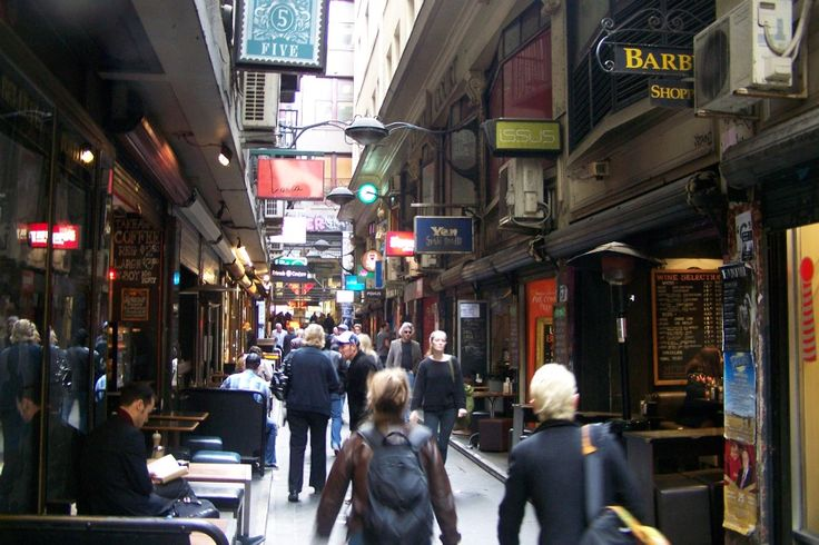 48 hours in Melbourne, Australia. An itinerary to help make the most of a short trip.