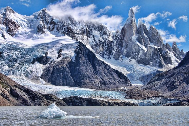 Photograph Fitz Roy - Argentine by indiewelt on 500px