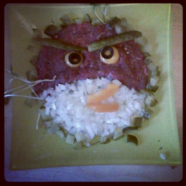 Angry Birds Angry Tatar