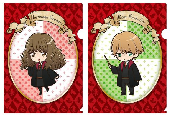 Official Harry Potter Chibis