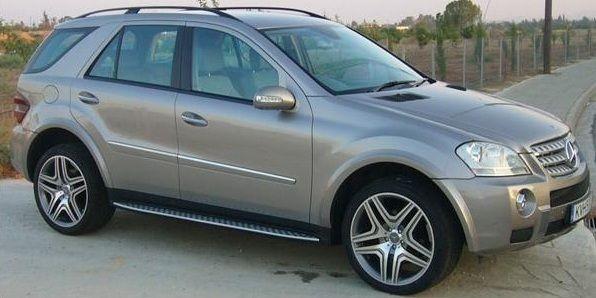 Mercedes benz ml350 rims 22 mercedes ml63 amg style for Mercedes benz ml320 tires