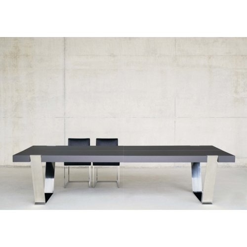 Baltus Giza Steel Dining Table