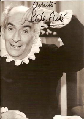 photo louis de funès | Tout le monde sait que je suis un inconditionnel de Louis de Funes ...