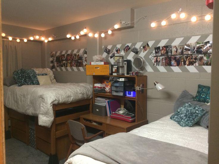 Dorm Room Ball State University College Life Pinterest