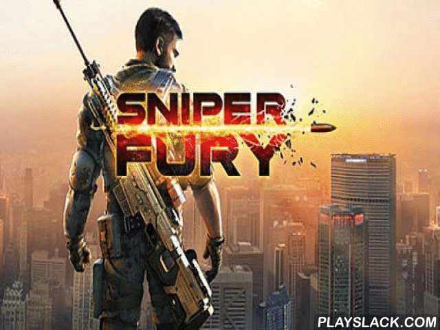 Sniper Fury  Android Game - playslack.com , strive out the duty of a skillful sniper in a moving   brand-new game from Gameloft. The game is based on a difficulty of terror and how the authorizations combat it. Take a virtual weapon into your guardianships, destroy villains, and free the prisoners. Every time you need to take a beneficial point and make a magnificent shot, that then can be re-watched in sedate motion. You'll need fast reactions and dexterity.