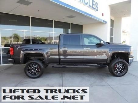 2014 chevy silverado 1500 ltz 6 2l southern comfort black widow lifted chevy trucks for sale. Black Bedroom Furniture Sets. Home Design Ideas