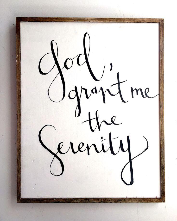 Sobriety Tattoo Quotes Quotesgram: Best 25+ Serenity Prayer Tattoo Ideas On Pinterest