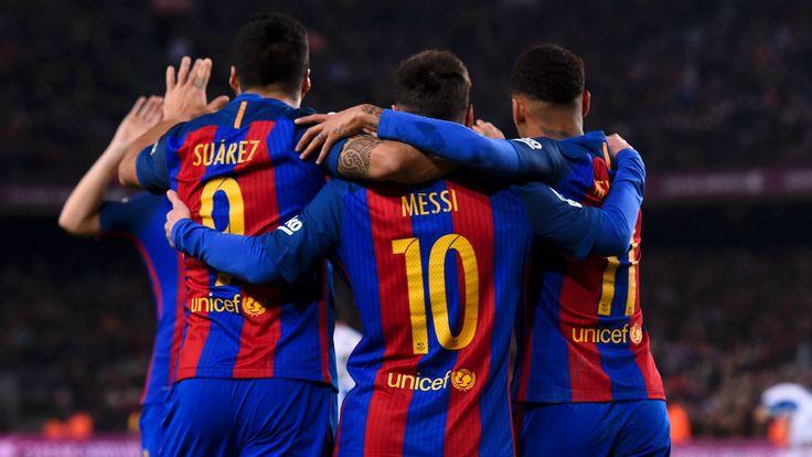 Barcelona vs Espanyol Highlights, Videos and Goals: La Liga - December 18, 2016. You are watching football / soccer highlights of Spanish La Liga matc...