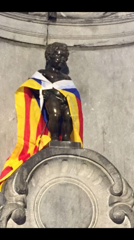 Manneken-Pis Brussels Belgium- Catalonia