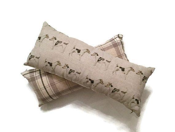 Luxury Decorative Pillow-Designer VOYAGE Pillow-Dog Pillow-Linen Pillow-Wool Pillow-Home Decor-Throw Pillow-Fashion Pillow-Taupe Beige Cream