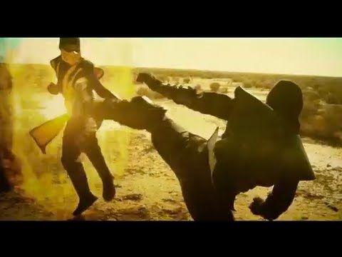 Mortal Kombat- Scorpion VS Noob Saibot - YouTube