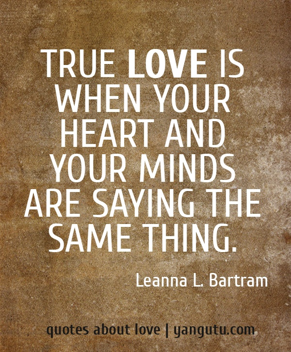 True Love Quotes And Sayings For Facebook 1000+ images about Tru...