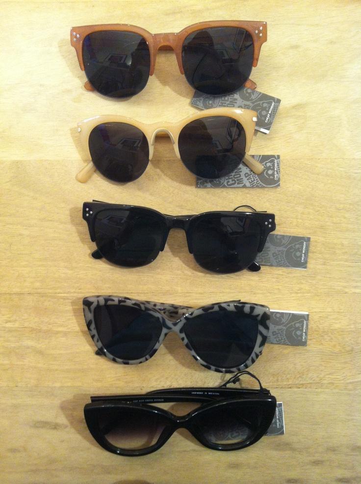 Cheap Monday Sunglasses!
