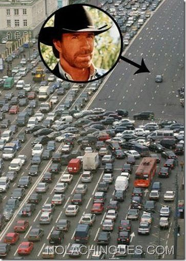 Chuck Norris for @steph