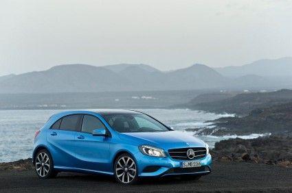 New Mercedes Classe A 2012