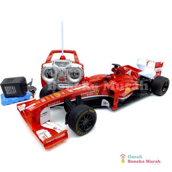 Cek Detail Mainan Rc Mobil Balap F1 Disini Balap F1 Mobil Balap Mainan Remote Control